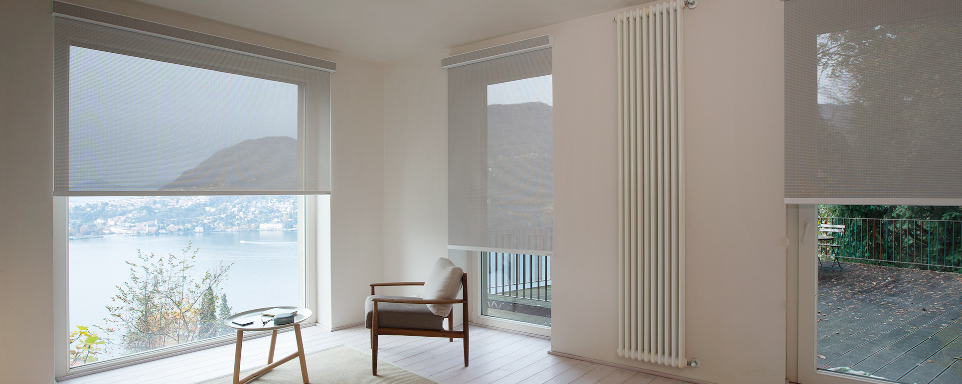 Bandalux cortinas con frontal decorativo