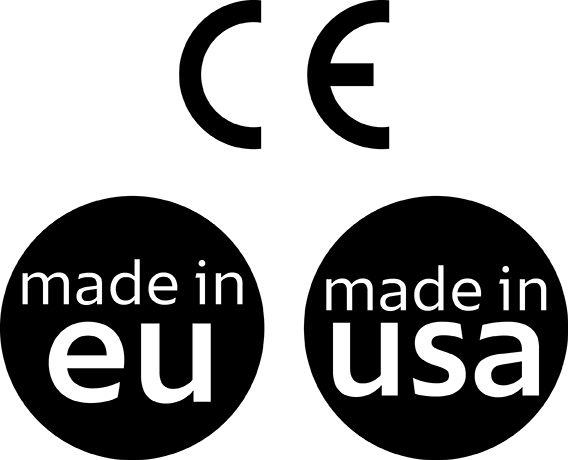 Made in EU & USA